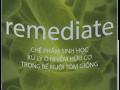 REMEDIATE - Chế phẩm sinh học xử lý hữu cơ trong bể sản xuất giống