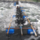 Tiếp nối thành công khi ứng dụng quy trình ương tôm mật độ cao của Vinhthinh Biostadt