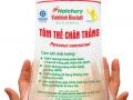 Tôm giống Vinhthinh Biostadt (VTBH) khi đến khách hàng đều khỏe mạnh, linh hoạt