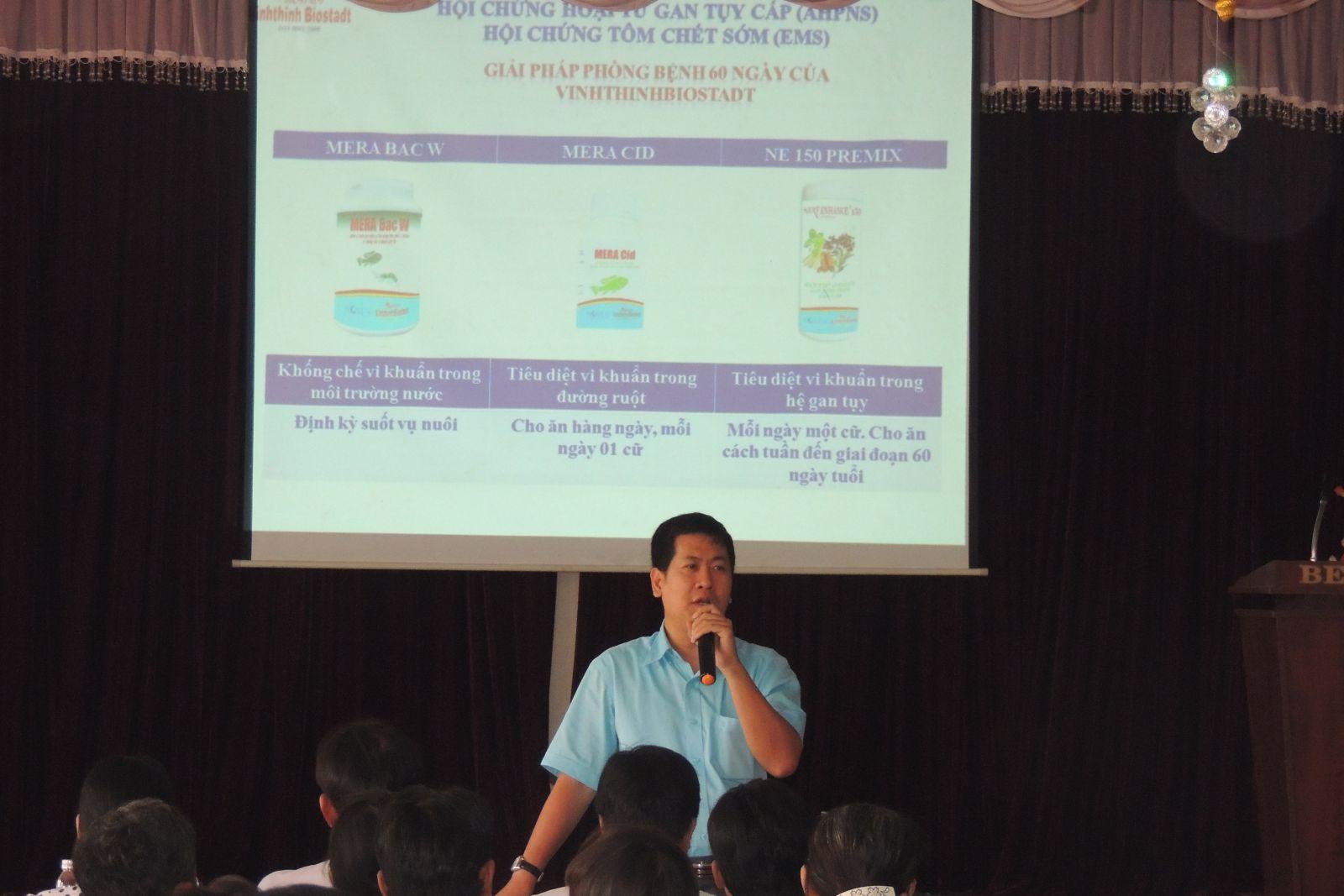 Hội thảo tại Cà Mau - 04.6.2013
