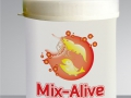 Mix Alive - Replace antibiotics and prevent EMS in the first 60 days